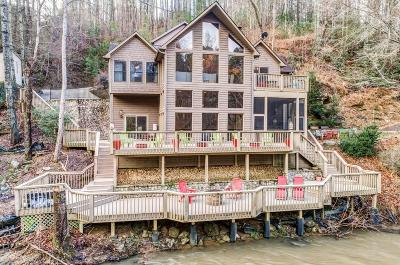 Lumpkin County Single Family Home For Sale: 129 Shore Lane
