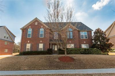 Lilburn Single Family Home For Sale: 3332 Preservation Circle