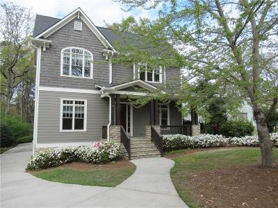 Smyrna Single Family Home For Sale: 2620 Gilbert Street SE