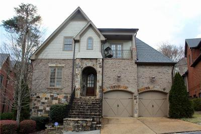 Atlanta Single Family Home For Sale: 1796 Buckhead Valley Lane NE