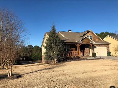 Loganville Single Family Home For Sale: 1505 Guthrie Crossing Drive