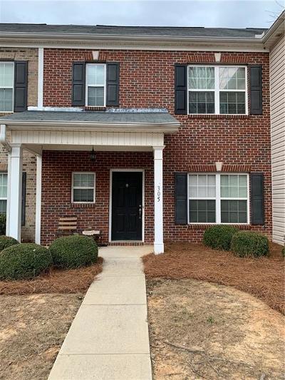 Atlanta GA Single Family Home For Sale: $125,000