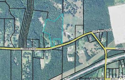 Douglas County Residential Lots & Land For Sale: Conners Road