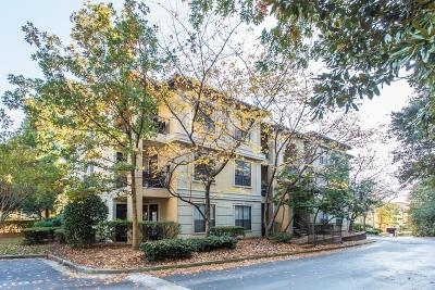 Brookhaven Condo/Townhouse For Sale: 3777 Peachtree Road NE #914