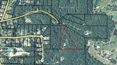 Douglas County Residential Lots & Land For Sale: Mitchell Mill Road Off