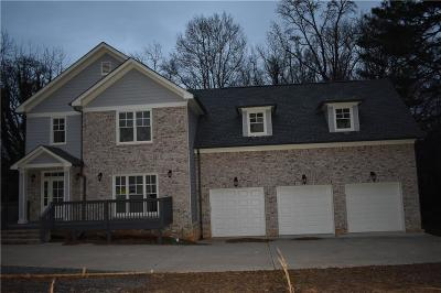 Smyrna Single Family Home For Sale: 2963 Elizabeth Street SE