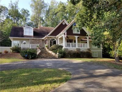 Milton Single Family Home For Sale: 485 Dorris Road