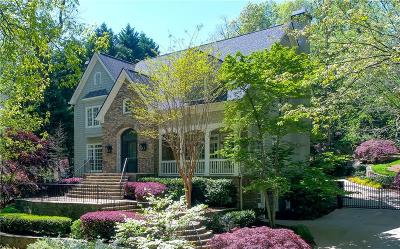 Atlanta GA Single Family Home For Sale: $2,249,000