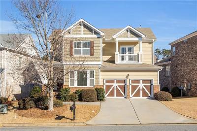 Milton Single Family Home For Sale: 3304 Kentworth Lane
