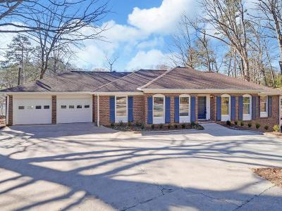 Gainesville Single Family Home For Sale: 688 Harbor Cove
