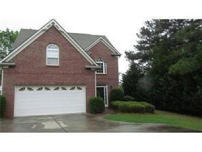 Kennesaw Single Family Home For Sale: 2232 Orchard Park Circle NW