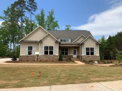 Gainesville Single Family Home For Sale: 5415 Fishermans Cove