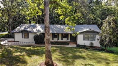 Dunwoody Single Family Home For Sale: 4570 Sharon Valley Court