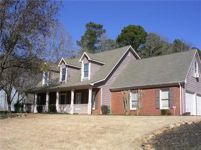 Rockdale County Rental For Rent: 1280 Scenic Brook Trail