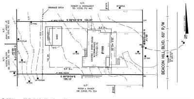 Atlanta Single Family Home For Sale: 1668 Beacon Hill Boulevard NE