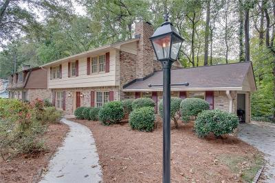 Tucker Single Family Home For Sale: 3647 Windy Court