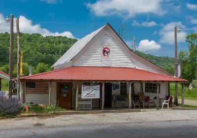 Union County Commercial For Sale: 12 Grizzle Creek Road