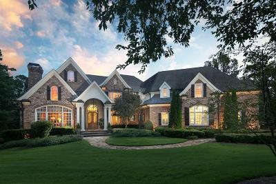 Monroe Single Family Home For Sale: 542 Saint Ives Walk