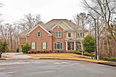 Kennesaw Single Family Home For Sale: 3958 Spring Tide Grove NW