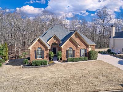 Suwanee Single Family Home For Sale: 6125 Masters Club Drive