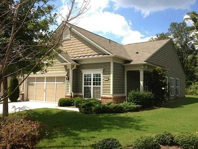 Hall County Rental For Rent: 6249 Longleaf Drive