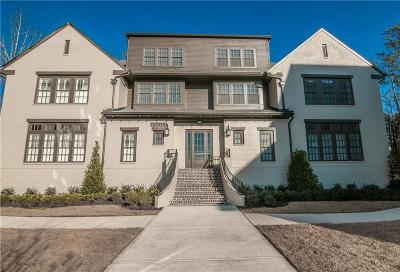 Sandy Springs Condo/Townhouse For Sale: 6705 Cadence Blvd.