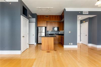 Condo/Townhouse For Sale: 57 Forsyth Street NW #7E