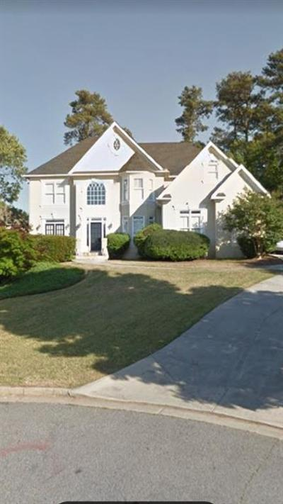 Snellville Single Family Home For Sale: 2173 Waterway Lane