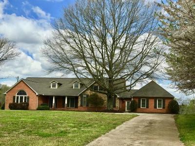Canton Single Family Home For Sale: 2969 Trinity Church Road