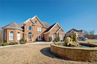 Stockbridge Single Family Home For Sale: 142 Saint Marks Drive