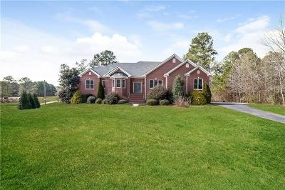 Fayetteville Single Family Home For Sale: 168 Sams Drive