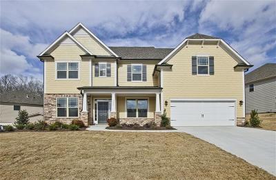 Auburn Single Family Home For Sale: 4856 Highland Wood Drive