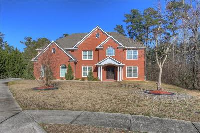 Loganville Single Family Home For Sale: 527 Mary Margaret Walk