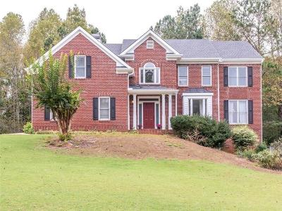 Alpharetta  Single Family Home For Sale: 4645 Hamptons Drive