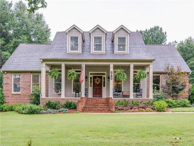Henry County Single Family Home For Sale: 640 Burg