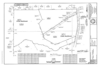 Milton Residential Lots & Land For Sale: 15880 Westbrook Road