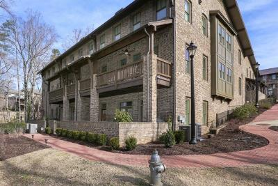 Roswell Condo/Townhouse For Sale: 105 Webb Street
