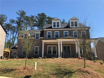 Johns Creek Single Family Home For Sale: 8037 Kelsey Place