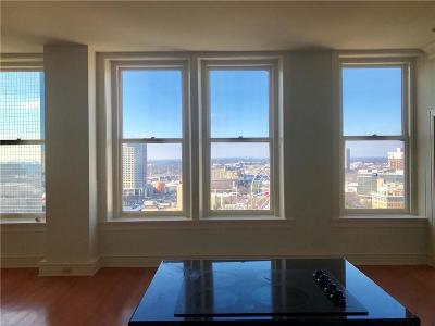 Condo/Townhouse For Sale: 57 Forsyth Street NW #15D