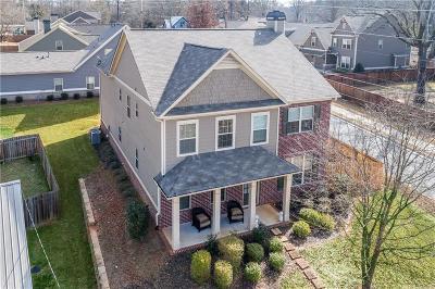 Acworth Single Family Home For Sale: 4282 Robinson Street