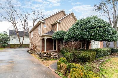 Brookhaven Single Family Home For Sale: 1129 Ashton Trace NE