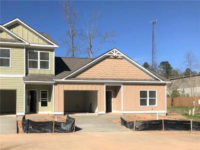 Jasper Condo/Townhouse For Sale: 47 Towne Club Drive