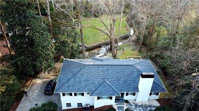 Atlanta Single Family Home For Sale: 1039 Ferncliff Road NE