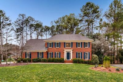 Peachtree Corners Single Family Home For Sale: 5671 Clinchfield Trail