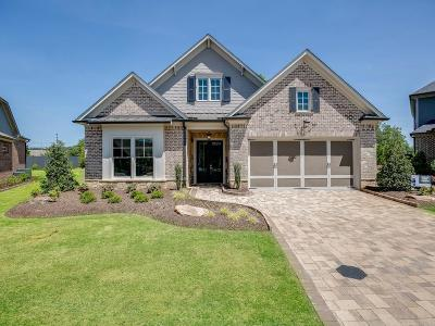Cumming Single Family Home For Sale: 2185 Creekstone Point Drive