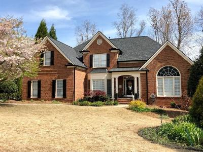 Single Family Home For Sale: 1769 Deerhaven Court