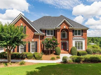 Johns Creek Single Family Home For Sale: 415 Autry Mill Circle