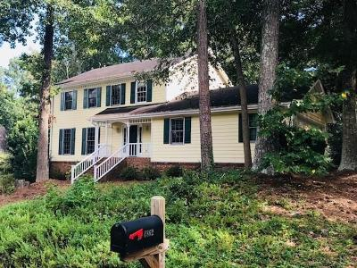 Lilburn Single Family Home For Sale: 4862 Beverly Drive SW