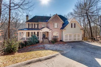Cumming Single Family Home For Sale: 4410 Little Falls Drive