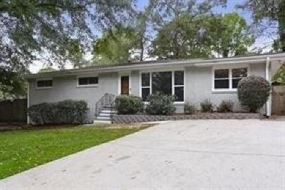 Brookhaven Single Family Home For Sale: 2802 Winding Lane NE